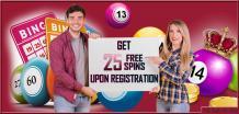 Free spins bingo sites – It's a bingo game! |