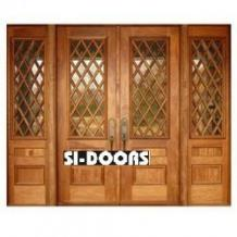 French Wooden Windows By Shyamala Interior - SuppliersPlanet