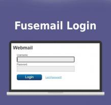 Fusemail Login - Fusemail.Com Login and Password Change Tips
