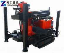 Blast Hole Drilling Machine Manufacturer   Crawler DTH Drilling Factory