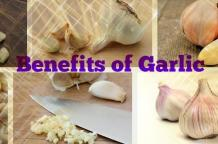 Benefits of Garlic - BenefitsOF