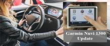 Garmin Nuvi 1300 Update | Garmin map update