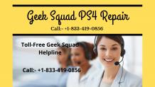 Geek Squad PS4 Repair