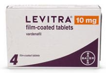 Vardenafil, Levitra UK 20mg Tablets Online UK ED Treatment
