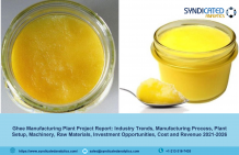Ghee Manufacturing Plant Project Report 2021, Industry Trends, Cost and Revenue, Machinery Requirements, Raw Materials-2026   Syndicated Analytics – Stillwater Current