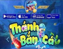 Thánh Bắn Cá - Siêu Phẩm Bắn Cá Vang Danh | Link iOS, APK, PC