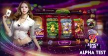 Zenky Club - Game Bài Đổi Thưởng Đẳng Cấp | Link iOS, APK, PC