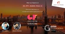 Meet us at GITEX Future Stars, World Trade Center, Dubai UAE. - Creative Thoughts Informatics