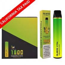 Glamee XTRA 5% Disposable Device - 10Pcs/Pack - CATP - Wholesale Vapor Supplies | USA Vape Distributor