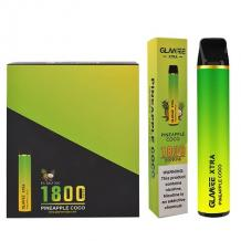 Glamee XTRA 5% Disposable Device - 10Pcs/Pack - Wholesale Vapor Supplies | USA Vape Distributor