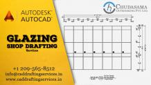 Glazing Shop Drawings Services
