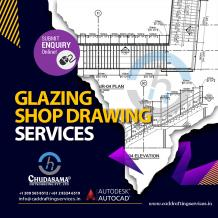 Glazing Shop Drawing Services | Steel Fabrication Shop Drawings – COPL