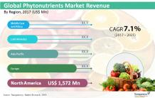 Phytonutrients Market to rise to a valuation of US$7,929.5 Mn by 2025