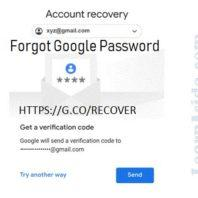 What Does It Mean When It Says Google Couldn't Verify This Account Belongs To You | Blog & Journal
