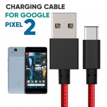 Google Pixel 2 Braided Charger Cable | Mobile Accessories