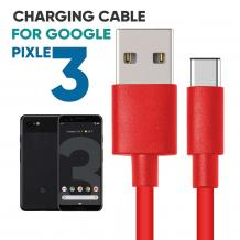 Google Pixel 3 PVC Charger Cable | Mobile Accessories