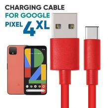 Google Pixel 4XL PVC Charger Cable | Mobile Accessories