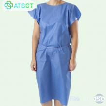 Disposable SMS patient gowns | ATS COMMERCIAL TRADING