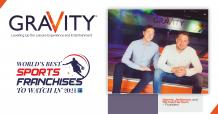 Gravity: Levelling Up the Leisure Experience and Entertainment