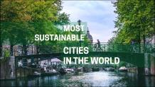 List of Greenest Cities in the World