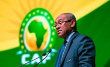 Personal site - CAF President, Ahmad handed a five-year ban over 'corruption' allegations