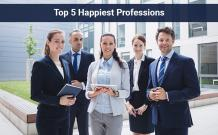 Top 5 Happiest Professions   Pursue Your Passion - Miles Smart Tutoring