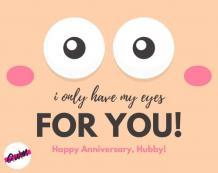 Wedding Anniversary Wishes fir husband