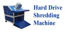 Hard Drive Shredding Machine|HDD Shredder|Shredding Hard Drives|