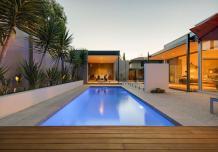 Small Back Yard Swimming Pool Builders - Horizon Pools