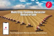 Harvest Equipment Rental and Sale
