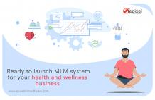 Ready to launch MLM system for your health and wellness business