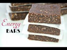 Know More about the Energy Bars and few of the most popular energy bars