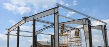 Heavy Steel Structure Fabrication Companies in India