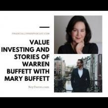 Mary Buffett: Value investing and stories about Warren Buffett.