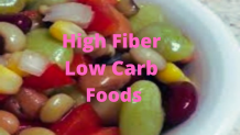 Best 8 High Fiber Low Carb Foods Good For Your Healthy Life