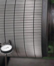 High Precision Corrugated Roller | corrugated roll manufacturer
