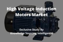 high voltage induction motors market