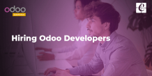 Hiring Odoo developers