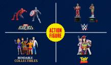 Best Hollywood Action Figures to Collect In 2022 - Karzanddolls
