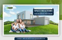 Space Realtors - Flats & Plots for sale in Navi Mumbai | New Thane