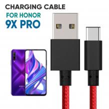Honor 9X Pro Braided Charger Cable | Mobile Accessories