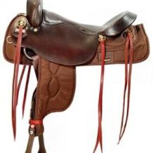 Synthetic Western Saddle | Synthetic Saddles Online | Muscret.com
