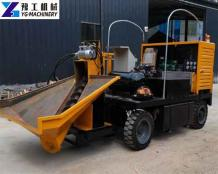 Concrete Curb Machine for Sale|Curbstone Sliding Mold Forming Machine
