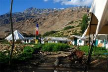 hotels in sangla valley