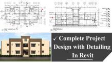 Revit Tutorial | House Design with Detailing in Revit