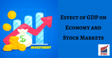 Inflation Effect of GDP on Economy and Stock Market | IFMC Institute
