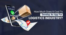 How much does it cost to develop an app for Logistics Industry? - TopDevelopers.co