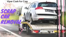 Scrap Car Removal Indulged Into Contributing To The Society