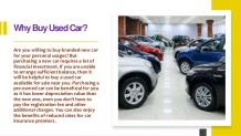 How to Buy Best-conditioned Local Used Cars Available for Sale in Pasadena?