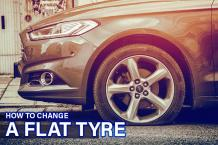 How To Change A Flat Tyre | Remove Flat Tyre - Tyres Now